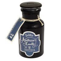 Originální svíčka APOTHECARY Pomeranč a skořice