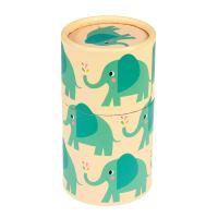 Pastelky v kartonové tubě Rex London z kolekce ELEPHANT ELVIS