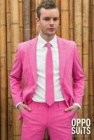 Oblek OppoSuits MR. PINK, velikost 36