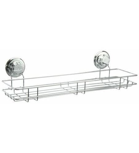 Polička pod zrcadlo bez vrtání Compactor - Bestlock systém, nosnost až 12 kg