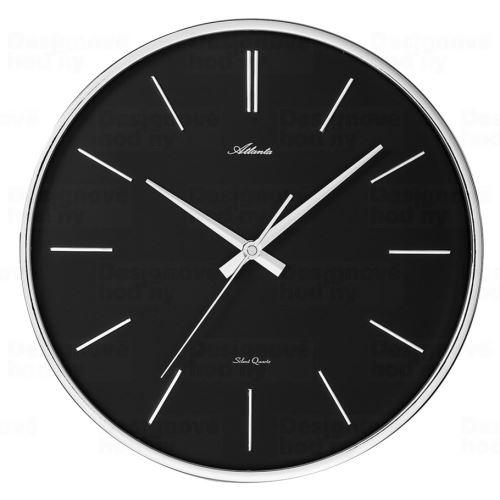 Designové nástěnné hodiny AT4456-19 Atlanta 32cm