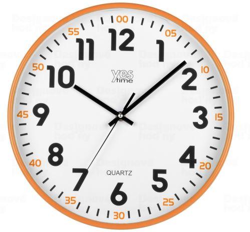 Nástěnné hodiny 00720O Lowell 30cm