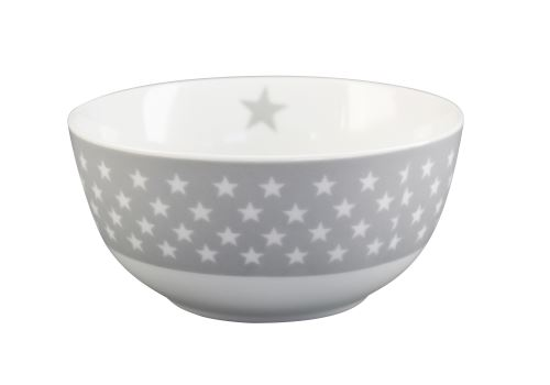 Porcelánová miska Grey Star 600 ml