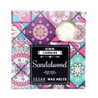 Dárkové balení 4ks vonných vosků Sandalwood 28g