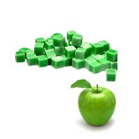 Scented cubes vonnný vosk do aromalamp - apple (jablko), 8x 23g