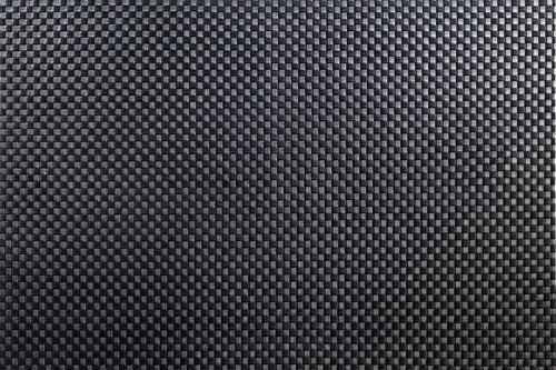 Prostírání, PVC, 30x45cm - černá