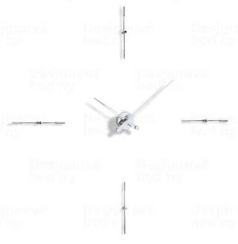 Designové nástěnné hodiny Nomon Merlin 4i 110cm
