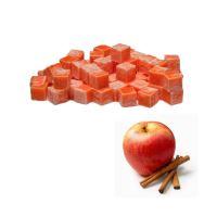 Scented cubes vonnný vosk do aromalamp - apple & cinnamon (jablko a skořice), 8x 23g