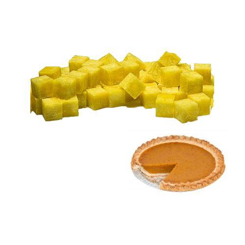Vonnný vosk do aromalamp - pumpkin cake (dýňový dort), 8ks vonných kostiček