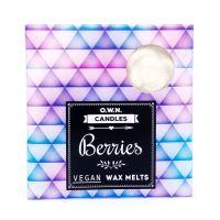 Dárkové balení 4ks vonných vosků Berries 28g