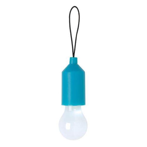 Závěsné LED světlo na klíče, Loooqs, modré