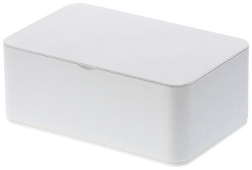 Krabička na vlhčené ubrousky Smart Wet Tissue Case, bílá