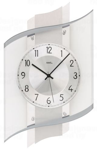 Designové nástěnné hodiny 5516 AMS 48cm