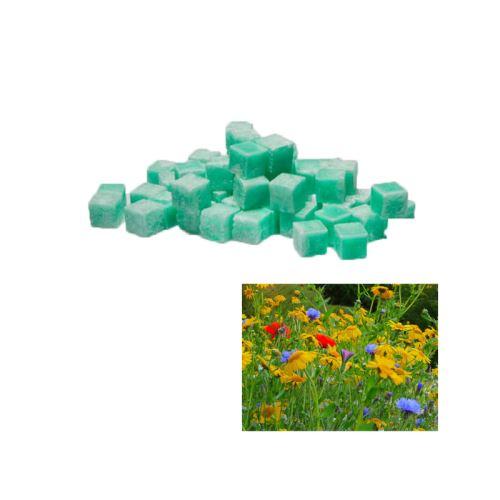 Vonnný vosk do aromalamp - meadow flowers (luční kvítí), 8ks vonných kostiček