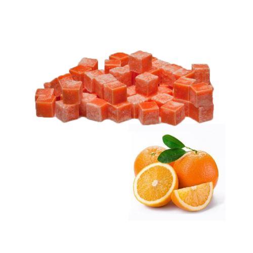 Vonnný vosk do aromalamp - orange (pomeranč), 8ks vonných kostiček
