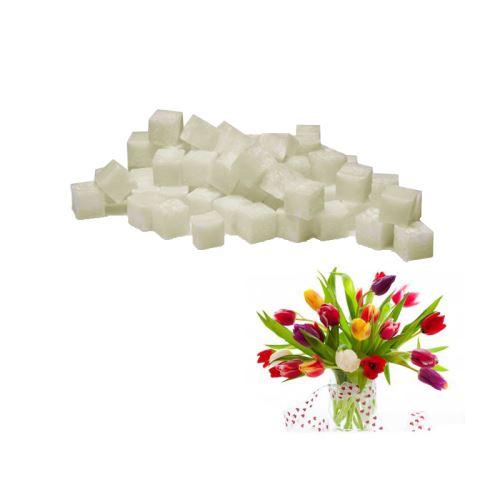 Vonnný vosk do aromalamp - tulipan, 8ks vonných kostiček