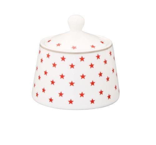 Porcelánová cukřenka Red Star 200 ml