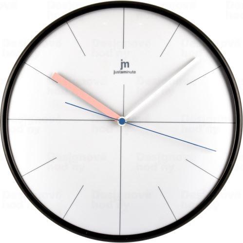 Designové nástěnné hodiny 14962S Lowell 25cm