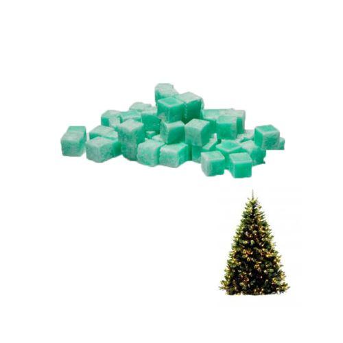 Vonnný vosk do aromalamp - christmas tree (vánoční strom), 8ks vonných kostiček