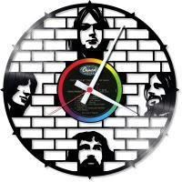 Nástěnné vinylové hodiny Pink Floyd #3