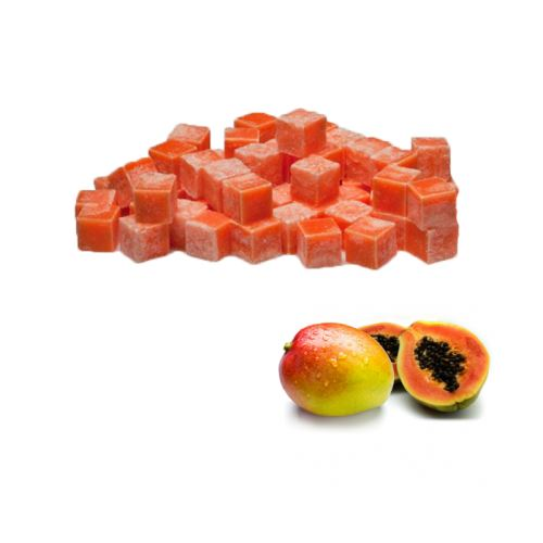 Vonnný vosk do aromalamp - mango & papaya, 8ks vonných kostiček