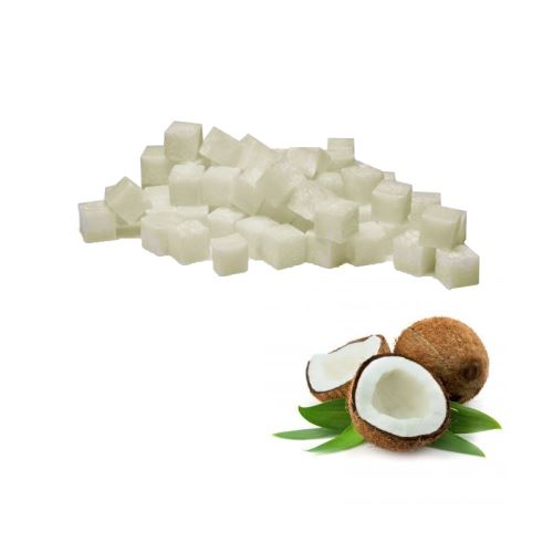 Vonnný vosk do aromalamp - coconut (kokos), 8ks vonných kostiček