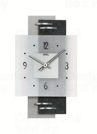 Nástěnné hodiny 9245 AMS 36cm