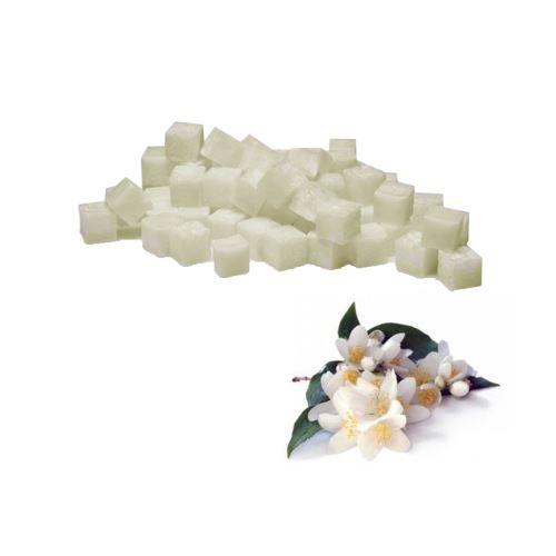 Vonnný vosk do aromalamp - jasmine (jasmín), 8ks vonných kostiček