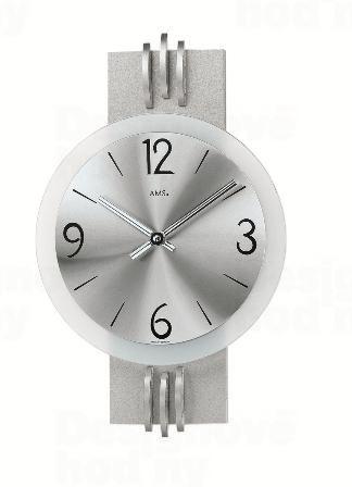 Nástěnné hodiny 9229 AMS 38cm