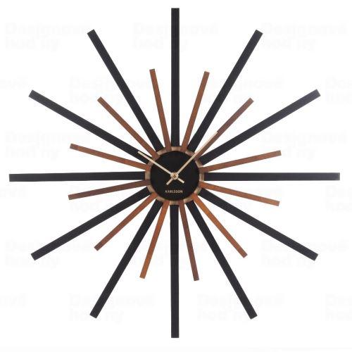 Designové nástěnné hodiny 5820 Karlsson 60cm