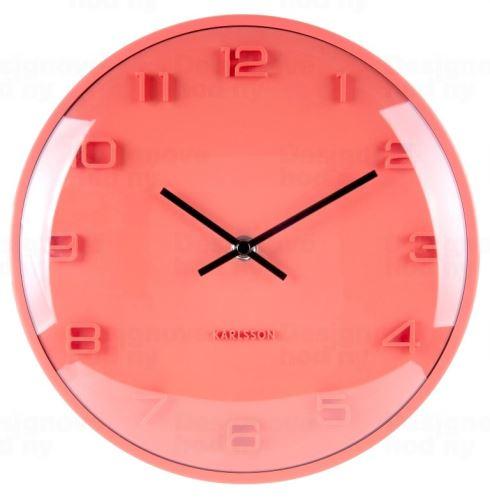 Designové nástěnné hodiny 5649OR Karlsson 25cm