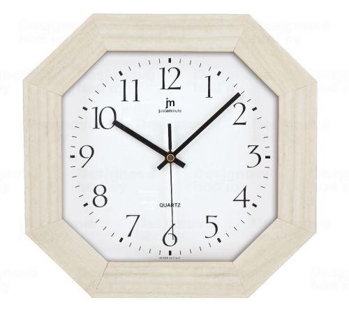 Designové nástěnné hodiny 02822R Lowell 27cm