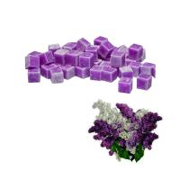 Scented cubes vonnný vosk do aromalamp - lilac (šeřík), 8x 23g