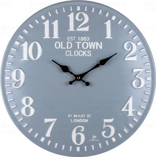 Designové nástěnné hodiny 21506 Lowell 40cm