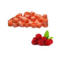 Vonnný vosk do aromalamp - raspberry (malina), 8x 23g