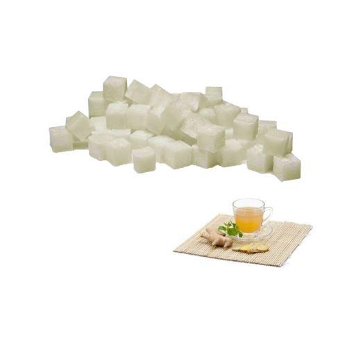 Vonnný vosk do aromalamp - white tea & ginger (bílý čaj a zázvor), 8ks vonných kostiček
