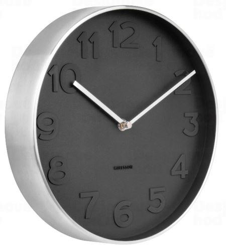 Designové nástěnné hodiny 5675 Karlsson 28cm