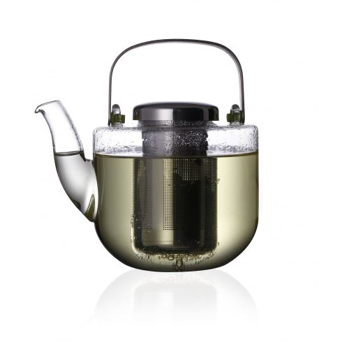 Skleněná čajová konvice VIVA SCANDINAVIA Bjorn, 0,6L