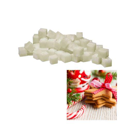 Vonnný vosk do aromalamp - christmas cookies (vánoční cukroví), 8ks vonných kostiček