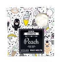 Dárkové balení 4ks vonných vosků Peach 27g