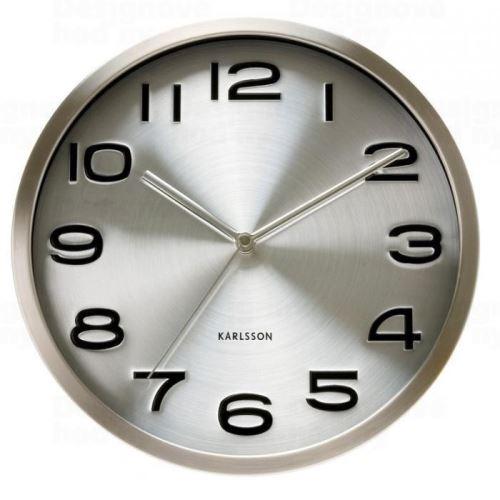 Designové nástěnné hodiny 4462 Karlsson 29cm
