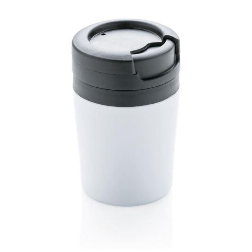 Termohrnek Coffee to Go do kávovaru, 160 ml, XD Design, bílý