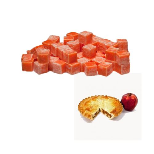 Vonnný vosk do aromalamp - apple pie (jablečný koláč), 8ks vonných kostiček