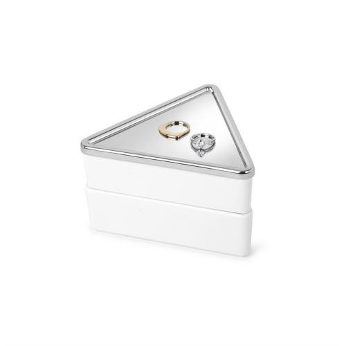 Organizér TRINITY BOX Umbra - bílá