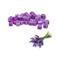 Scented cubes vonnný vosk do aromalamp - lavender (levandule), 8x 23g