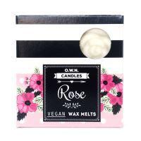 Dárkové balení 4ks vonných vosků  Rose 28g