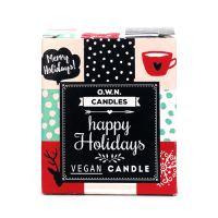 Vonná votivní svíčka Happy Holidays 52g