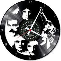 Nástěnné vinylové hodiny Queen #1