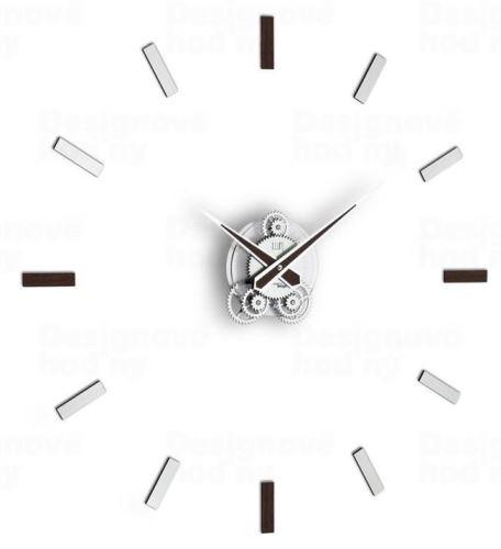 Designové nástěnné hodiny I201W IncantesimoDesign 80cm