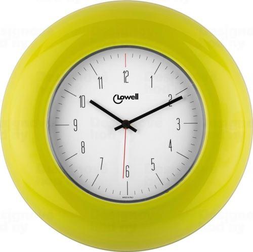 Designové nástěnné hodiny 03300V Lowell 33cm